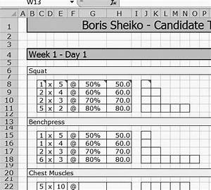 sheiko spreadsheet download With sheiko template