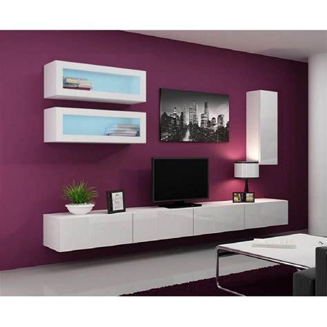 console pour chambre à coucher meuble tv vigo trend 280 blanc séjour meuble tv