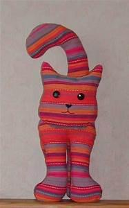 Cale Porte Tissu : chat cale porte le blog de k trine ~ Teatrodelosmanantiales.com Idées de Décoration