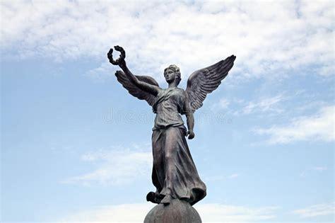siege de nike goddess of victory stock image image of goddess