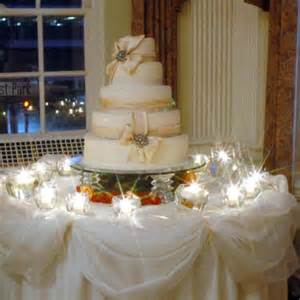 37 creative wedding cake table decorations