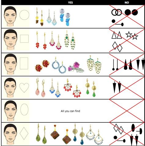 How to Match Your Earrings to Your Hairstyle   Hair World