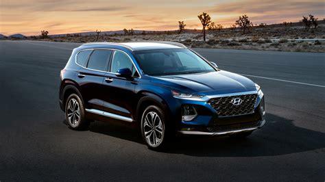 2019 Hyundai Santa Fe Review & Ratings