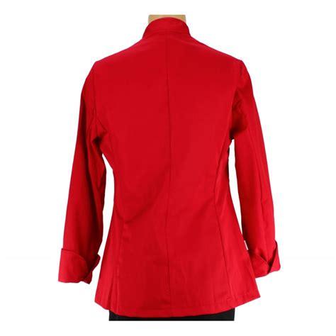 veste cuisine veste de cuisine femme manche longue lisavet