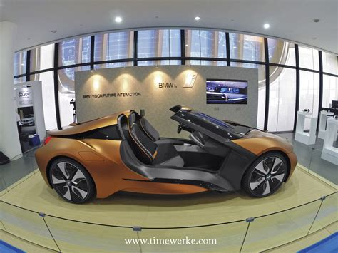 Bmw I Vision Future Interaction Concept Car Part Ii Is