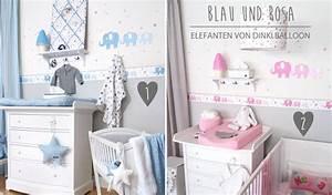 Babyzimmer Wände Gestalten : ideen f r eine traumhafte babyzimmer gestaltung ~ Sanjose-hotels-ca.com Haus und Dekorationen