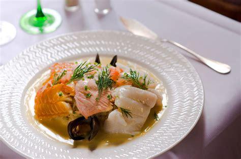 fish  choucroute choucroute de la mer recipe