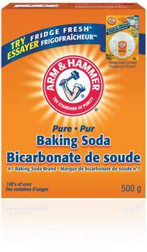 bicarbonate de sodium cuisine arm hammer baking soda versatility for your