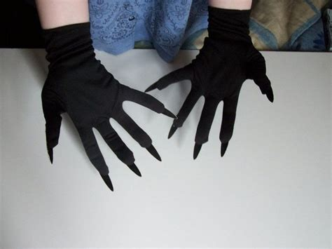 cat claw gloves gloves decorating  cut