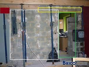 Comment Casser Un Mur Porteur : procedure pour casser un mur placement poutre ~ Melissatoandfro.com Idées de Décoration