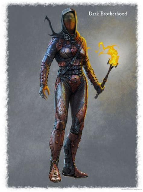 Elder Scrolls V Skyrim Images Concept Art Of The Dark