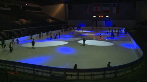 Hit the ice at the Sames Auto Arena