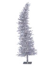 silver dazzling diva christmas tree treetopia