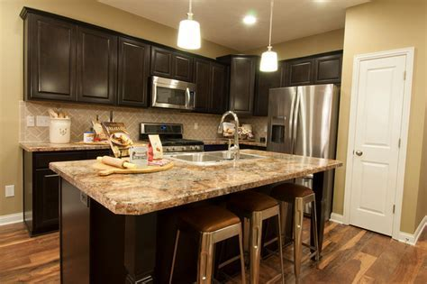 M/I Homes of Columbus: Waterford Park   Parkside Model
