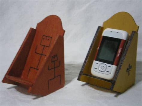 Porta Celular de Escritorio DelArtesano Porta