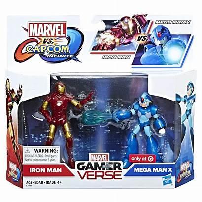 Capcom Marvel Infinite Mega Figure Figures Iron
