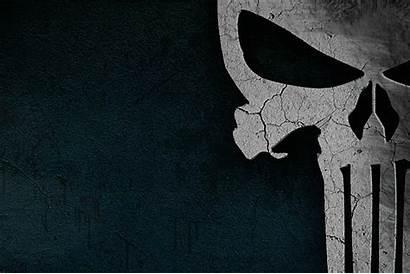 Punisher Skull Wallpapers Windows Background Marvel 4k