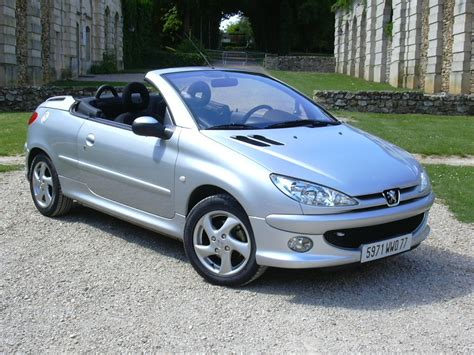 siege auto 206 cc peugeot 206 car technical data car specifications