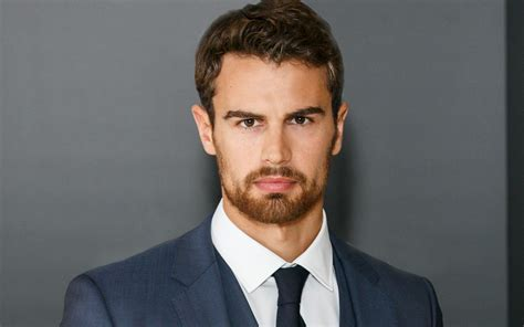 theo james   tv show  starring  divergent