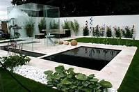 interesting patio gardens design ideas Unique Modern Garden Designs