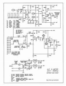 circuitos de rf With rf millivoltmeter