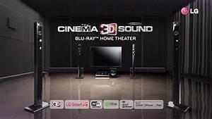 Lg Bh9520 - Cinema 3d Sound Home Theater