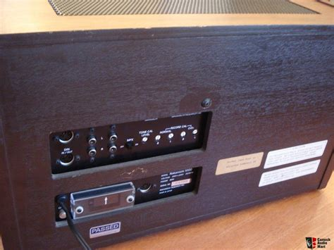 Nakamichi 1000 Cassette Deck by Nakamichi 1000 Tri Tracer 3 Cassette Deck Hi Fidelity