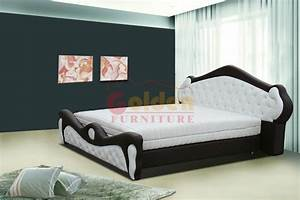 Happy Night Indian Wood Double Bed Designs With Good Price ...
