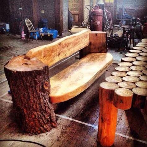 pin  michal cybulski  log furniture rustic log