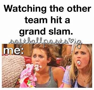 thankfully I was on the team that hit the grand slam ...
