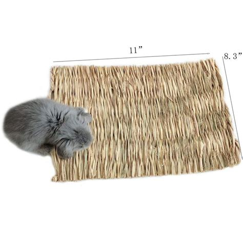 rabbit doormat rabbit mat grass mats for rabbits safe edible rabbit