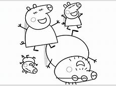 Immagini da colorare Peppa Pig