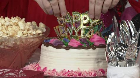 Your Diy Guide To A Glam New Years Eve Table  Youtube