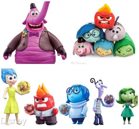 New Product Line Inspired Disney Pixar Inside Out