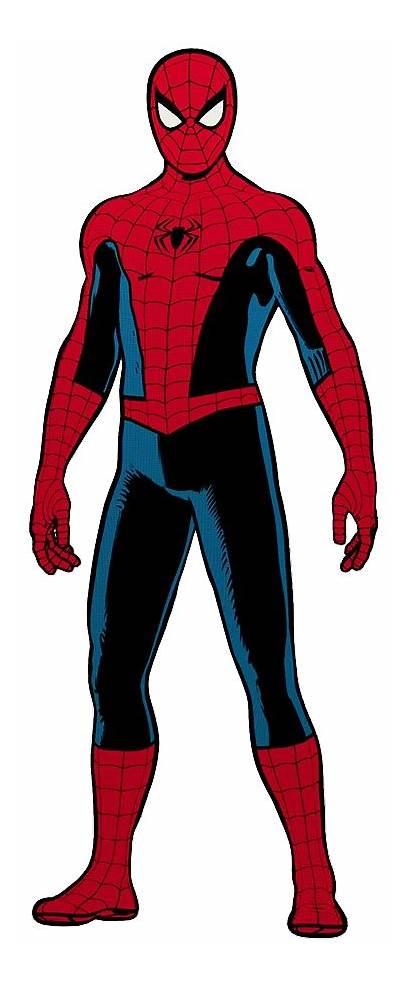 Suit Comic Spider Wiki Fandom Marvel Wikia
