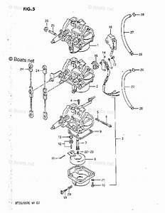 Suzuki Outboard Parts By Model Dt 65 Oem Parts Diagram For