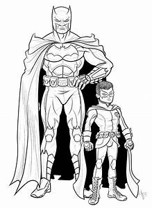 The New 52 Batman and Robin by Kaufee on DeviantArt