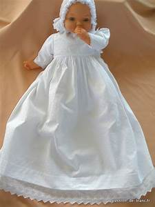 tissu pour robe de bapteme With robes pour bapteme