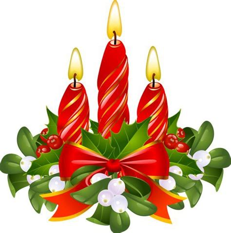 christmas candles images  pinterest christmas