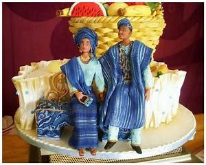 Cute Nigerian Traditional Wedding Cakes - How Nigeria News
