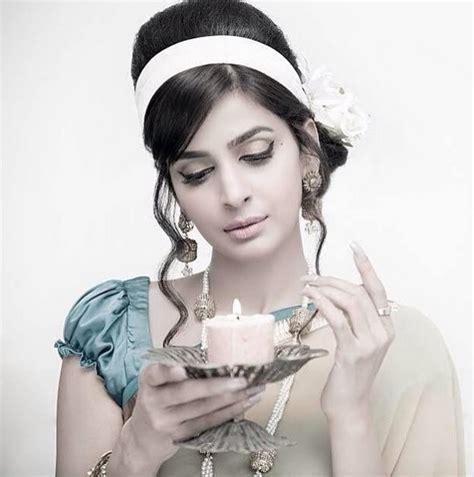 Saba Qamar Instragram Photo Shoot And Profile