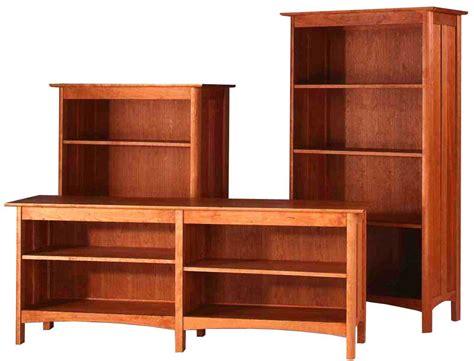 woodwork solid wood bookshelf plans  plans