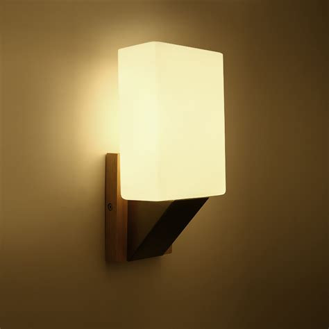 simple led wall lights wall mounted indoor decoration wall light bedroom living room