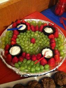 1000 ideas about Baby Shower Fruit on Pinterest