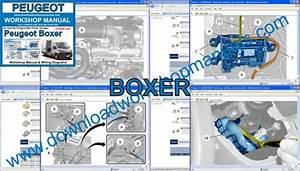 Peugeot Boxer Workshop Repair Manual Download