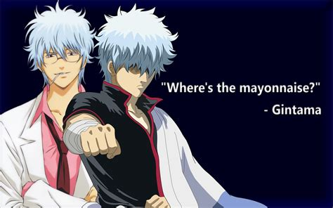 gintama wheres  mayonnaise  retina ultra fondo