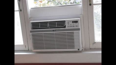 awning windows air conditioner concept