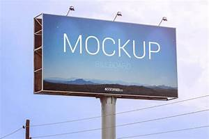 Free, Billboard, Psd, Mockup, Download, For, Your, Billboard, Projects