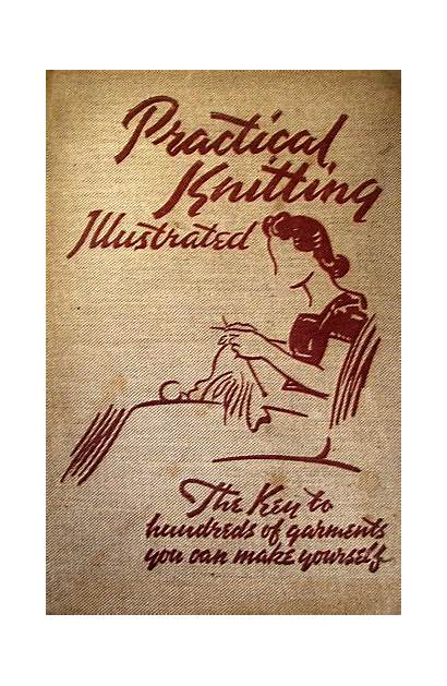 Knitting Practical Illustrated Patterns Publication