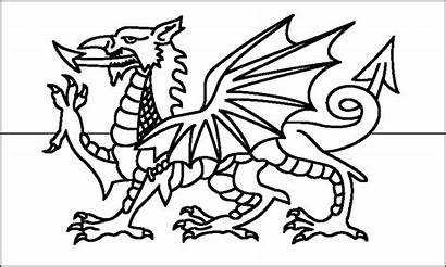 Welsh Flag Wales Colour Ks1 Language Traditions